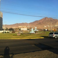 Photo taken at Piletas Salida Sur by Gonantofagasta  on 4/19/2012