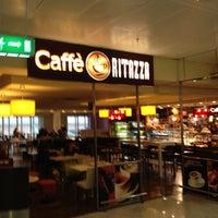 Photo taken at Caffè Ritazza by George @gardegeo G. on 12/1/2011