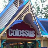 Photo taken at Colossus by Carlos R. on 5/15/2011