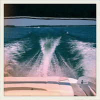Photo taken at I'm On A Boat! by James D. on 8/28/2011