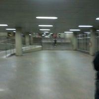 Photo taken at Metrô-DF - Estação Central by Fabiano B. on 11/22/2011