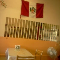 Photo taken at Sabor Peruano Restaurant by melQuan on 2/1/2012