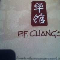 Photo taken at P.F. Chang's by Scott H. on 3/25/2012