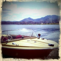 Photo taken at Lake Isabella Boating by Rich on 9/12/2011