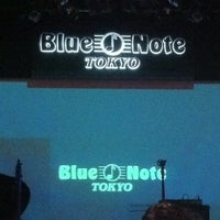 Photo taken at Blue Note Tokyo by HIK on 2/25/2012