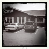Photo taken at Sonny's BBQ by Keegan P. on 4/8/2012