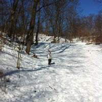 Photo taken at Glenwood Park by Allison V. on 2/25/2012