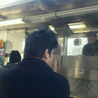 Photo taken at Mediterranean Halal Food Cart by Dirty D. on 12/26/2011