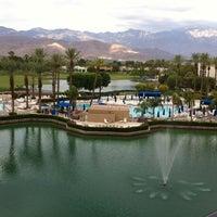 Photo taken at JW Marriott Desert Springs Resort & Spa by Doug S. on 9/5/2011