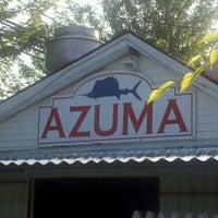 Photo taken at Azuma Sushi by Alan B. on 7/22/2011