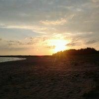 Photo taken at Matsi rand by Johanna Liis U. on 7/10/2012