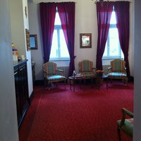 Photo taken at Hotel Angelis Prague by Alx on 8/31/2011