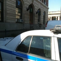 Photo taken at NYPD - 104th Precinct by Johnny R. on 9/1/2011