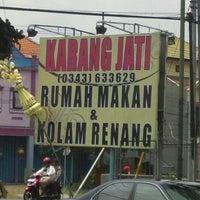 Photo taken at Restoran Karang Jati by GianKevin D. on 2/25/2012