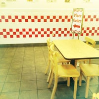 Photo taken at Five Guys by Will S. on 5/4/2012