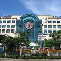 Photo taken at Plaza Singapura by Herbert L. on 12/28/2010