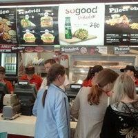 Photo taken at KFC by Aleksandra S. on 6/4/2012