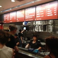 Photo taken at Chipotle Mexican Grill by Wayne on 9/3/2012