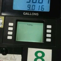 Photo taken at Hess Gas Station by Andre L. on 12/1/2011