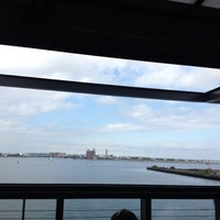 Photo taken at Legal Harborside - Floor 3 by Katie D. on 5/25/2012