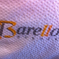 Photo taken at Barello Burger by Paloma Y. on 11/4/2011