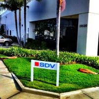 Photo taken at SDV International Logistics by TONY A. on 1/24/2012