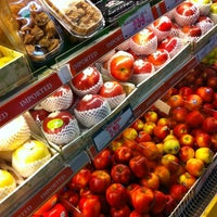 Photo taken at Villa Market by roj m. on 4/12/2012