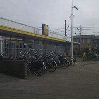 Photo taken at Lidl by desere on 9/10/2011