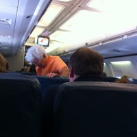 Photo taken at Concourse C by Gail C. on 11/23/2011