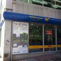 Foto tomada en Workcenter | Tienda de Castellana, Madrid por Manuel S. el 2/4/2011