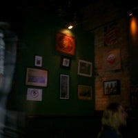 Photo taken at Morrighan's Pub by Veronica P. on 4/15/2012