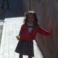 Photo taken at Colegio Sagrados Corazones by Lupe F. on 2/23/2012