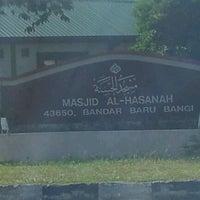 Foto scattata a Masjid al-Hasanah مسجد الحسنة da Mohammad Z. il 10/3/2011