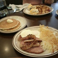 Photo taken at Denny's by Chris K. on 5/24/2012