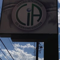 Photo taken at CIA - Centro Integrado de Agronegocios by Henrique F. on 2/28/2012