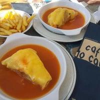 รูปภาพถ่ายที่ Café do Cais โดย Eric Y. เมื่อ 3/9/2012