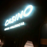 Photo taken at Casino Cirsa Valencia by Miguel C. on 6/18/2012