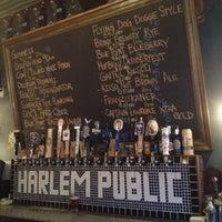 Снимок сделан в Harlem Public пользователем Reggie V. 9/11/2012