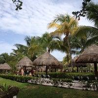 Photo taken at Grand Palladium White Sands Resort & Spa by Алексей . on 8/31/2012