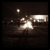 Photo taken at Bartlesville High School by Rob B. on 10/28/2011