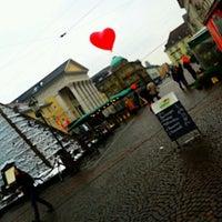 Photo taken at H Marktplatz by Sandy C. on 2/14/2012