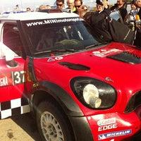 Photo taken at Rally di Sardegna - Service Park by Nikos T. on 5/7/2011