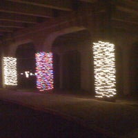 Photo taken at Concho Christmas Light Festival by Natalie U. on 12/4/2011