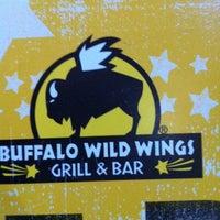 Photo taken at Buffalo Wild Wings by Jeff K. on 3/16/2012