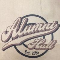 alumni hall student discount