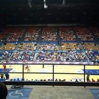 Photo taken at Coliseo Ruben Rodriguez by Roberto L. on 5/19/2012
