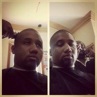 Photo taken at Get Down Barber Shop by MrJroc on 8/22/2012