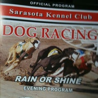 Photo taken at Sarasota Kennel Club by George M. on 11/26/2011