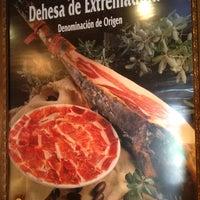 Photo taken at Restaurante Ibéricos by Primitivo on 6/20/2012