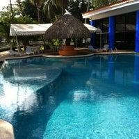 Das Foto wurde bei Hotel Quality Inn Cencali von Chema M. am 11/10/2011 aufgenommen